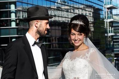 Acconciatura Sposa Raccolta
